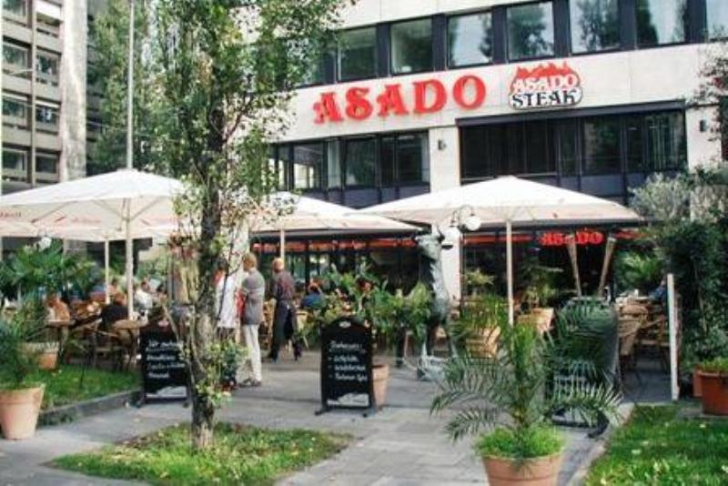 Asado Steak Leopoldstraße, München