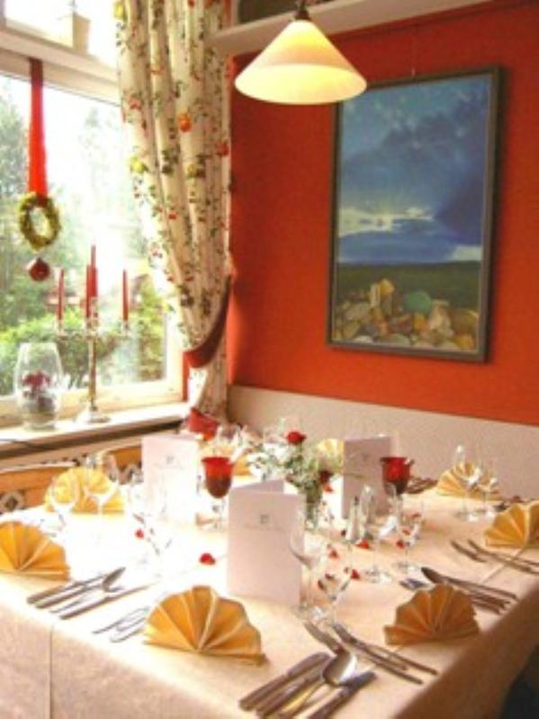 Restaurant, Bayerische Alm, Burghausen