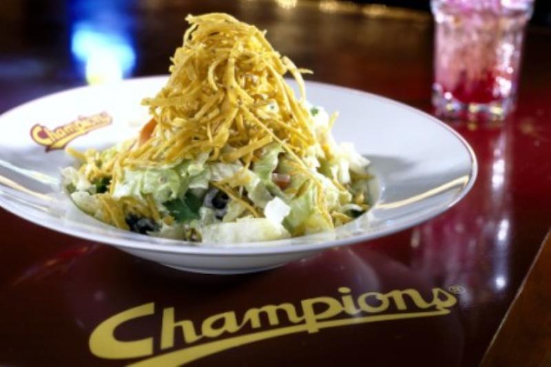 Champions Sportsbar - The American Sportsbar and Restaurant, München, Schwabing, Berliner Straße