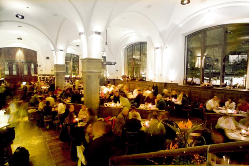 Dining Area, Restaurant Der Pschorr in Munich