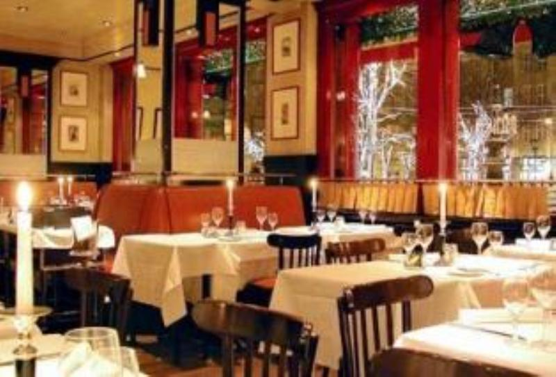 Dressler Restaurant, Berlin