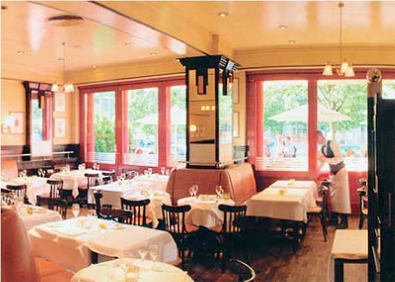 Main Dining Area, Restaurant Dressler, Berlin