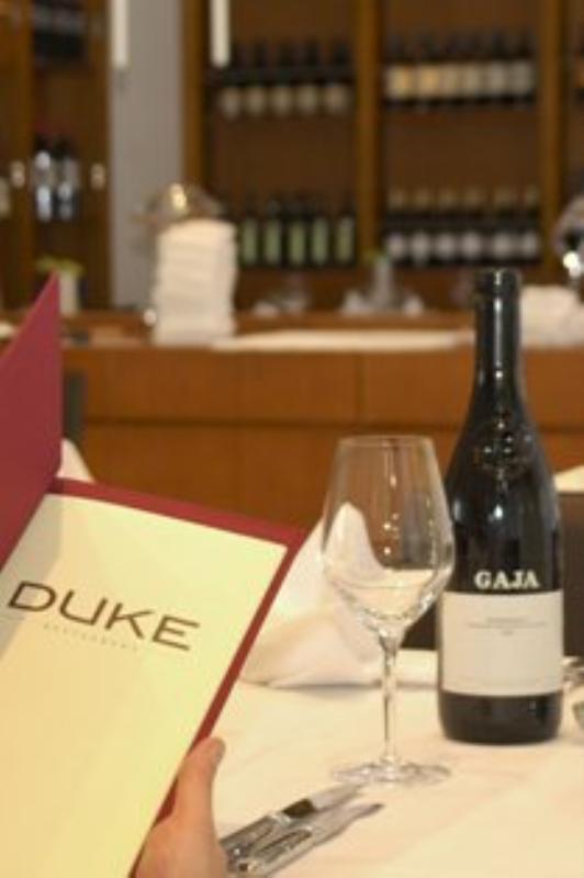 Restaurant Duke in the Ellington Hotel, Berlin