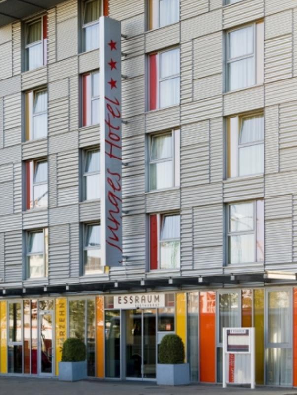 ESSRAUM im jungen Hotel Hamburg, Hamburg