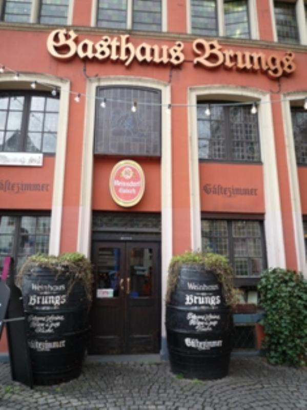 Weinhaus Brungs, Köln