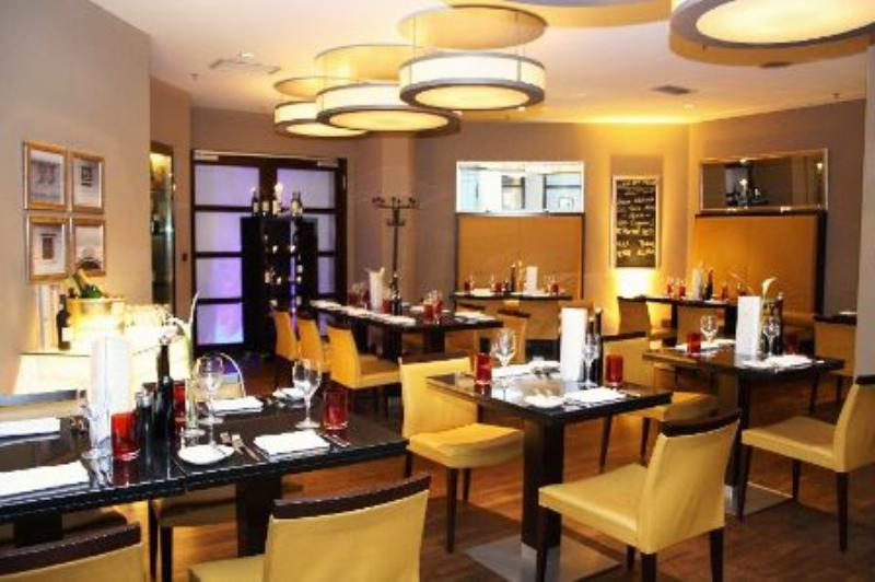 grill 93 im München Marriott Hotel, München