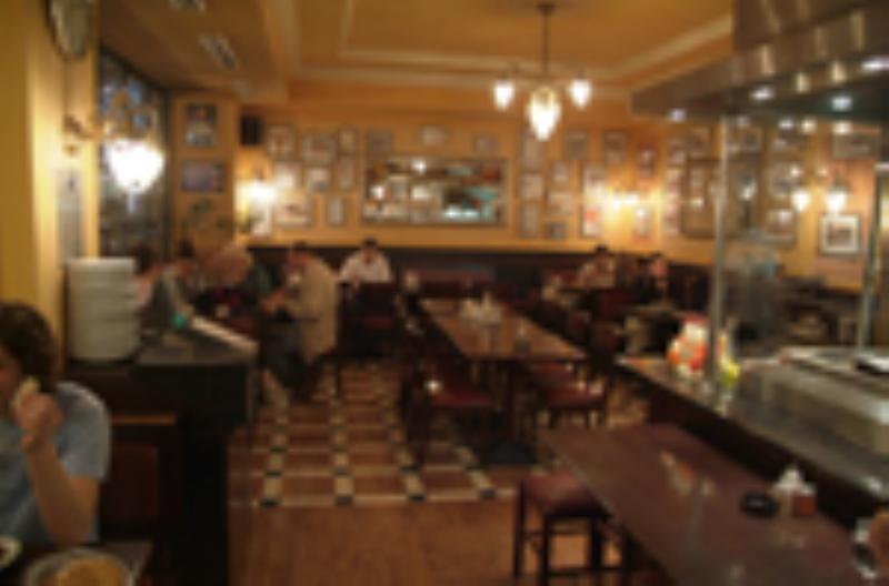 Dining area, Hasir Ocakbasi, Berlin