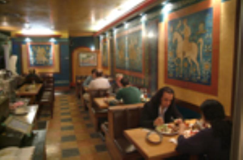 Dining Area, Hasir Schöneberg, Berlin