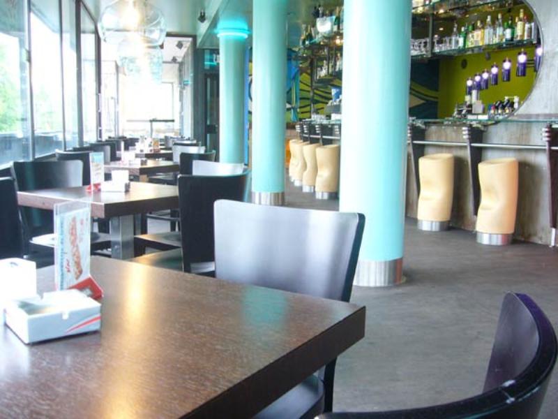 Inside view, Hausbar, Bonn