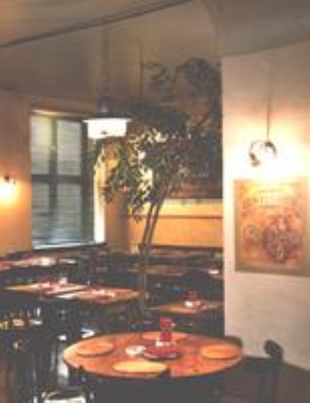 Dining area, Restaurant Joe Penas, Munich