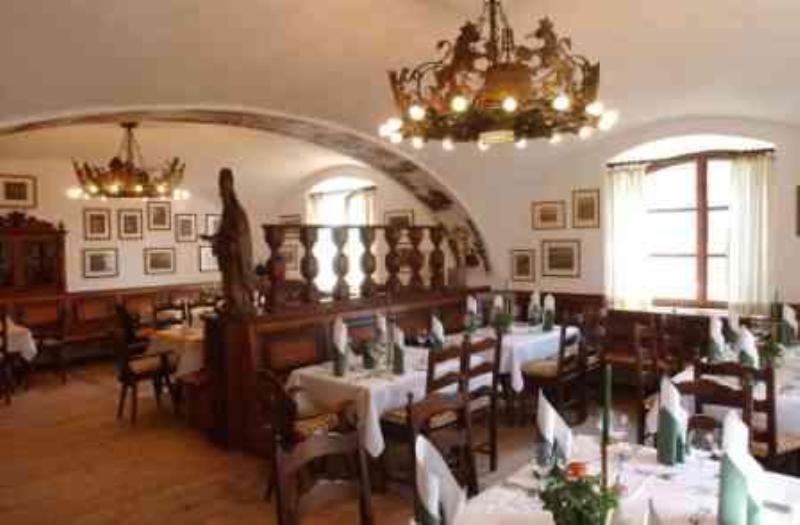 Dining area, Restaurant Klostergasthof Raitenhaslach, Burghausen