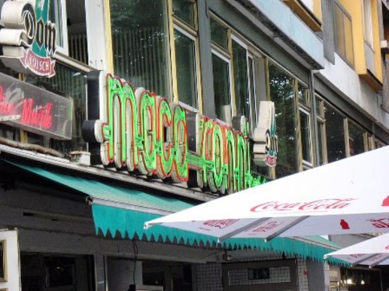 Maca-Ronni Restaurant, Köln, Rudolfplatz