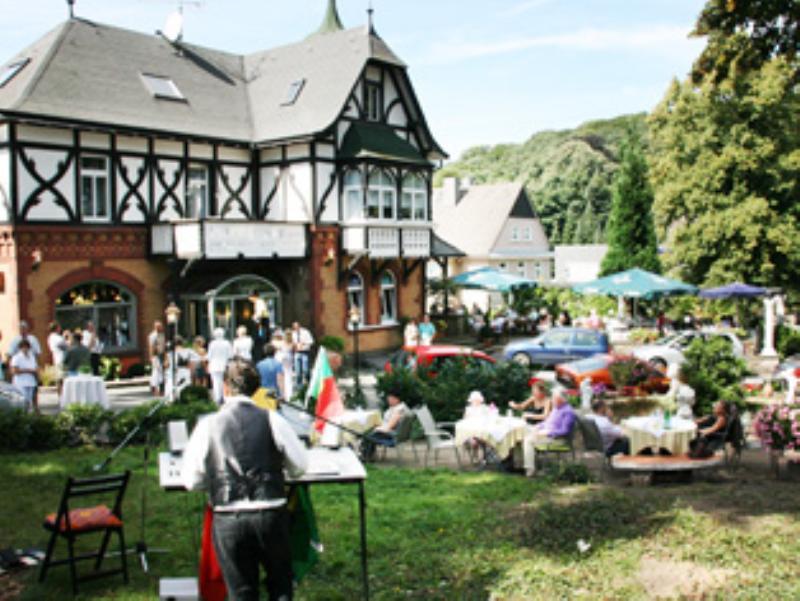 Monticciolo Ristorante Im Parkschlösschen, Wuppertal