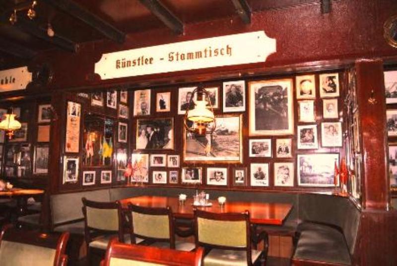 Old Commercial Room, Hamburg