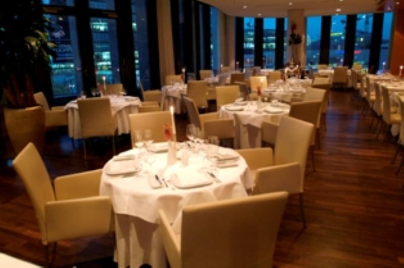 Restaurant 44 in the Swissôtel Berlin, Berlin