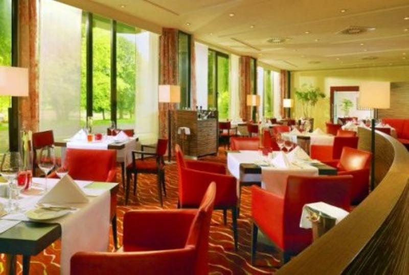 Inside view, Restaurant am Park, Essen