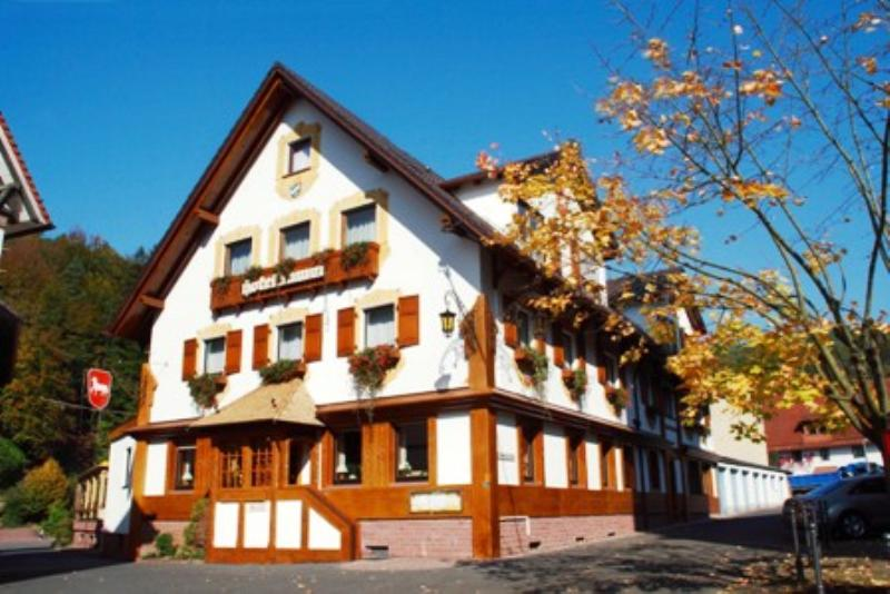 Restaurant Hotel Lamm, Heimbuchenthal, St. Martinusstraße