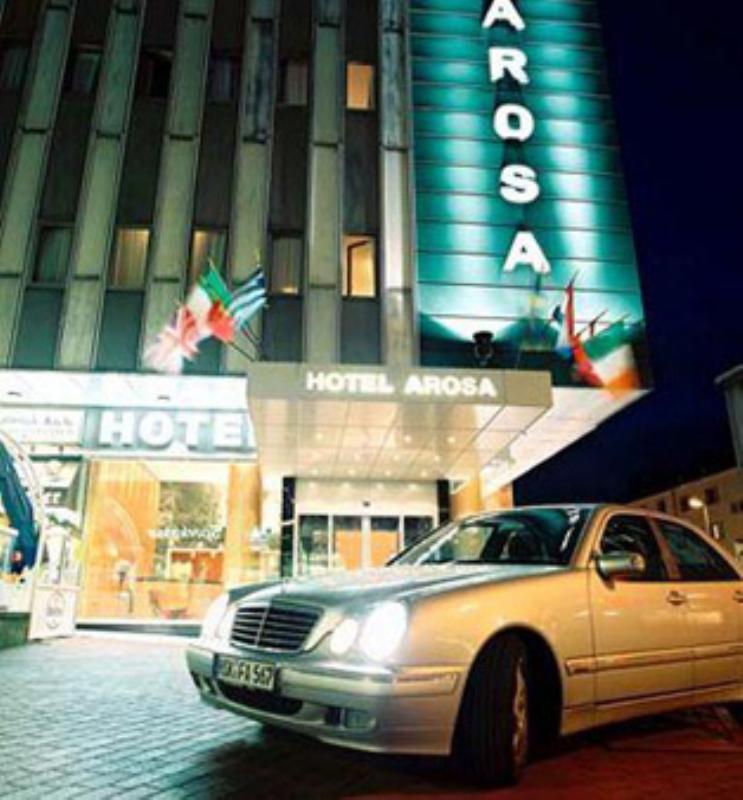 Arosa Hotel, Essen