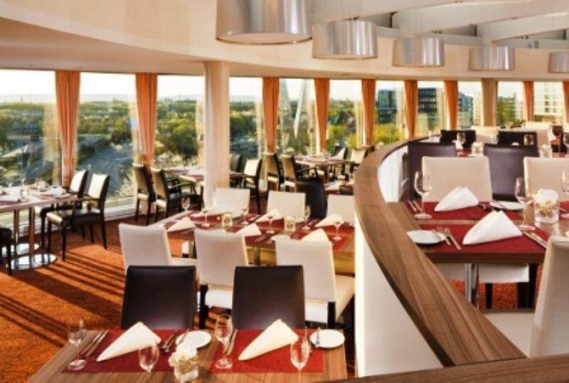 Restaurant Otto im Sheraton Düsseldorf Airport Hotel, Düsseldorf