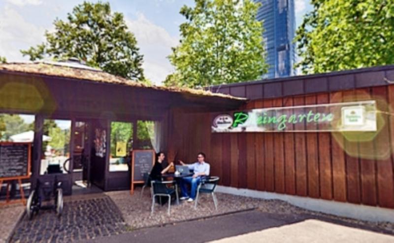 Rheingarten am Posttower, Bonn