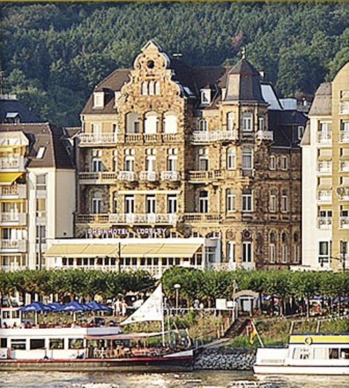 Rheinhotel Loreley, Königswinter, Rheinallee
