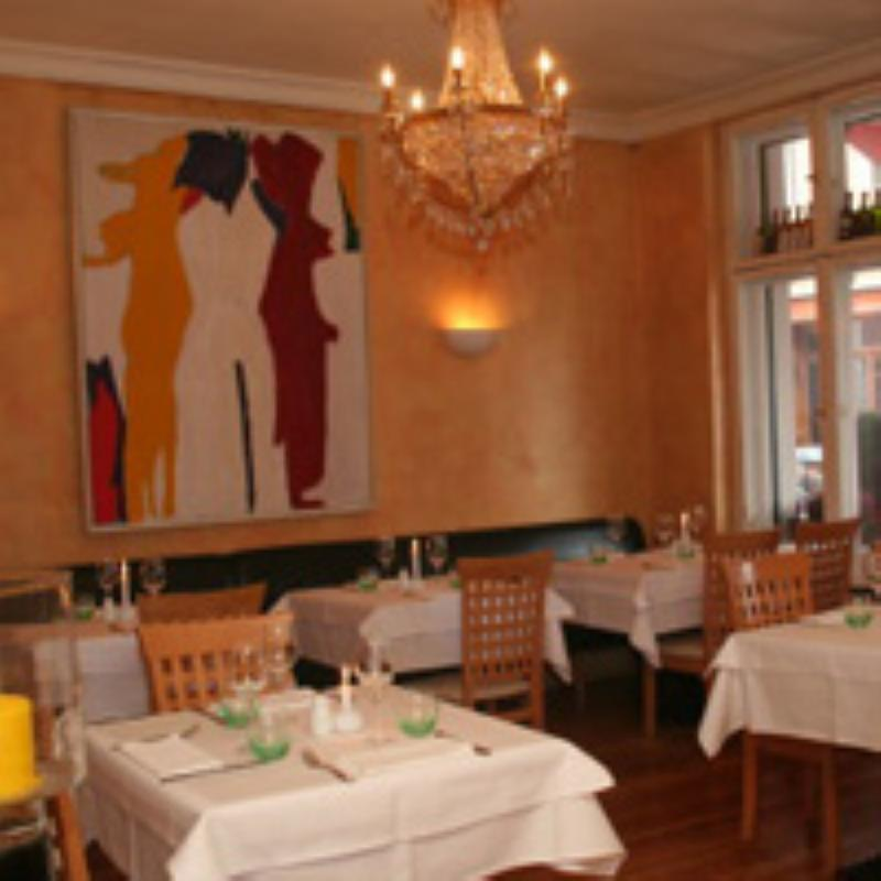 Inside view, al Dente, Berlin