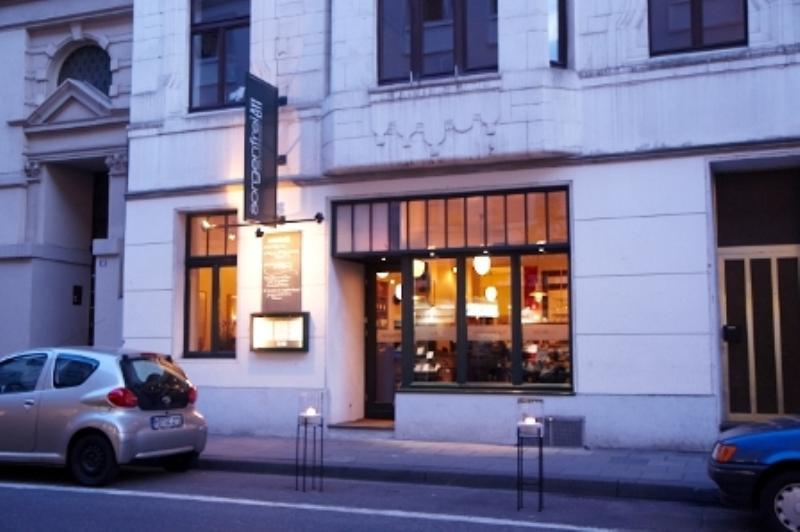 Restaurant Sorgenfrei, Cologne
