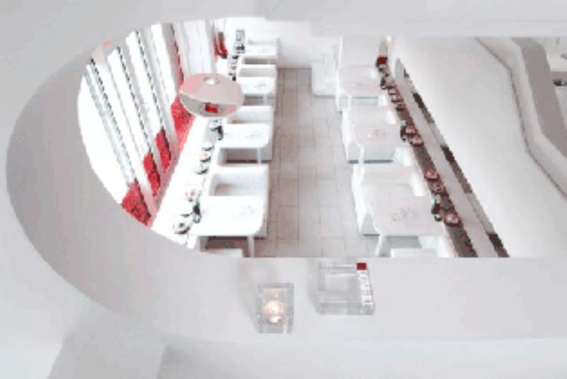White Lounge, Hamburg