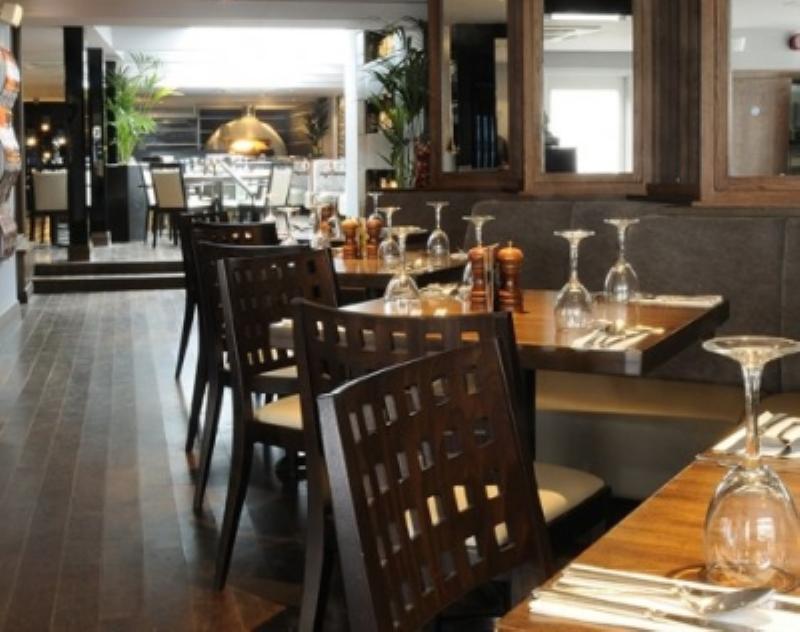 Interior For Prezzo Italian Restaurant On Baddow Road In Chelmsford
