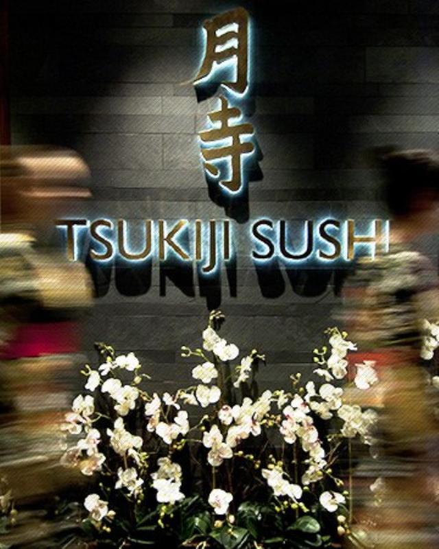 Tsukiji Sushi Restaurant at The Westbury