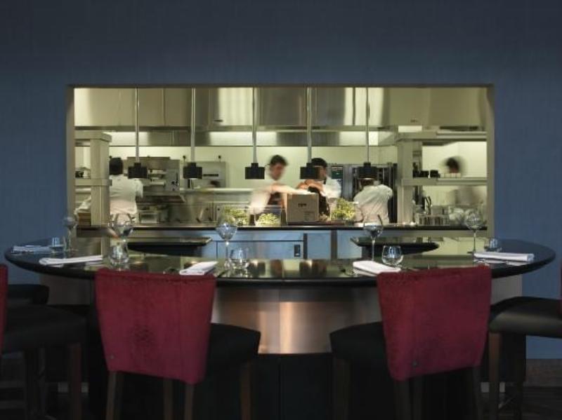 Aalto Restaurant at Hotel La Tour