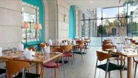 Grey Restaurant, Hilton Cardiff