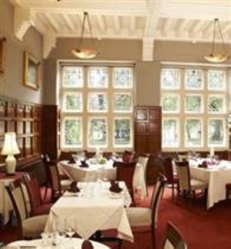 Burges Restaurant at Park House