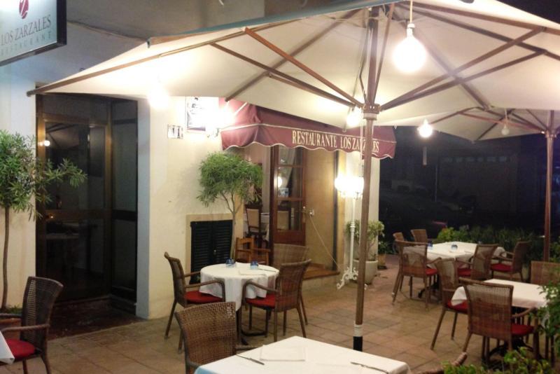 Los Zarzales Restaurant