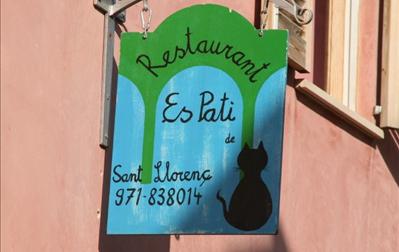 Restaurant Es Pati