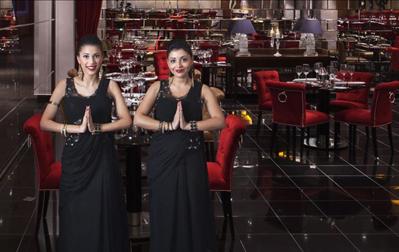 Madhu at Sherarton Skyline Hotel London Heathrow
