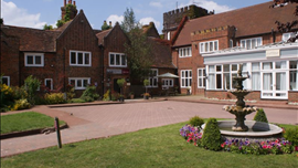 Lytton's Restaurant at Mercure Letchworth Hall Hotel