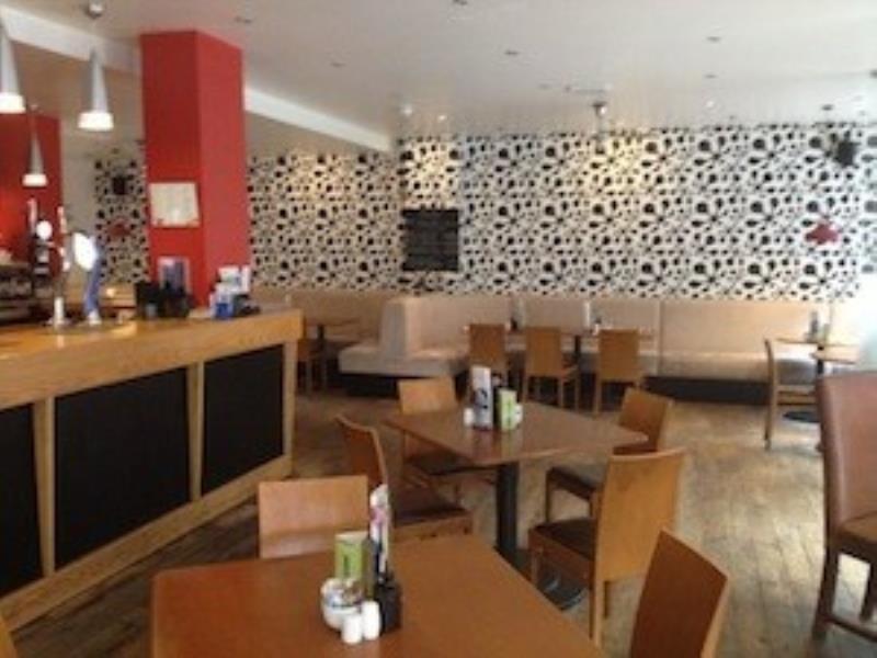 The Printroom Cafe Bar