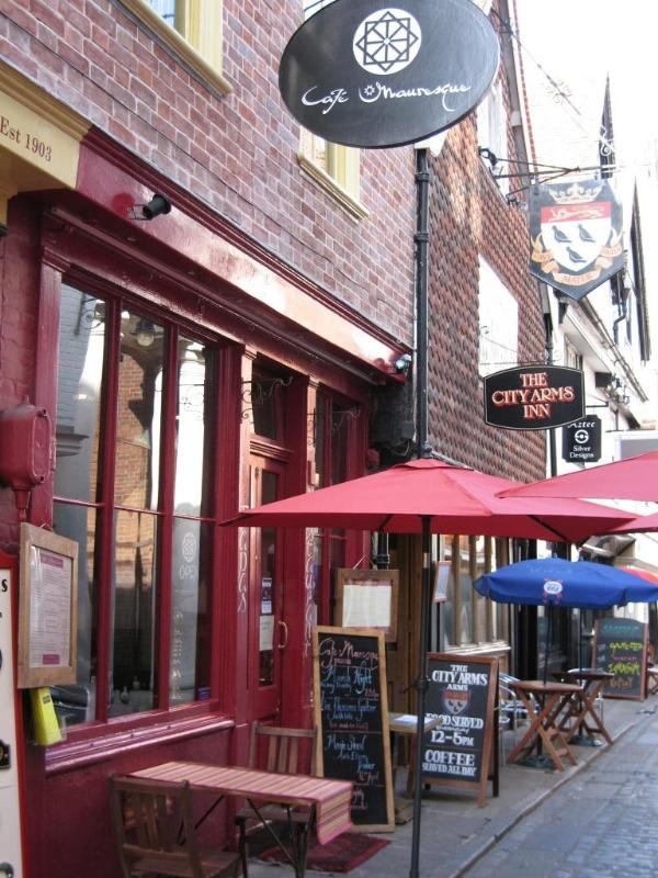 Café Mauresque - Canterbury