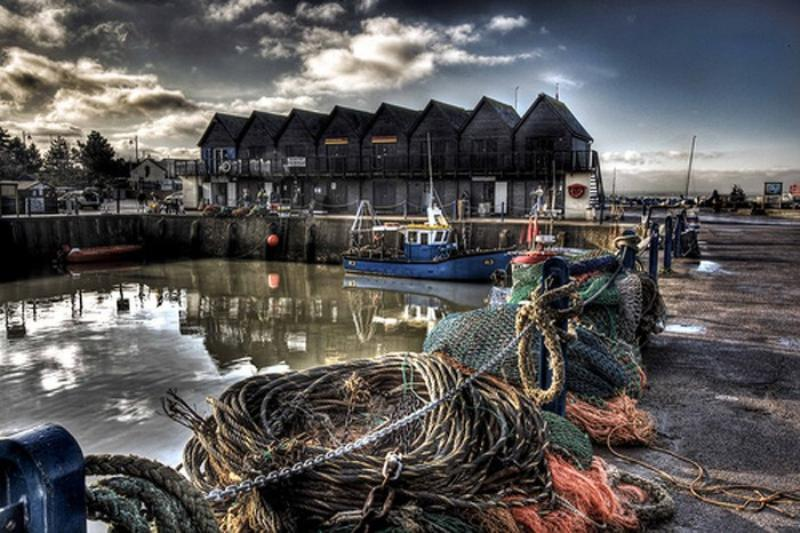 Crab And Winkle Seafood Restaurant Whitstable Kent