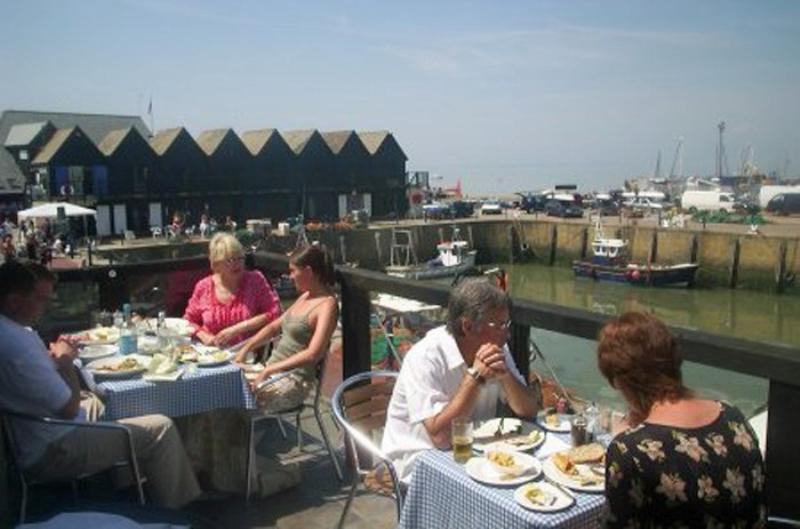 Crab and Winkle Restaurant Whitstable