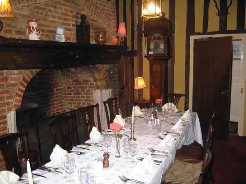 Redcoats Farmhouse Hotel - Restaurant