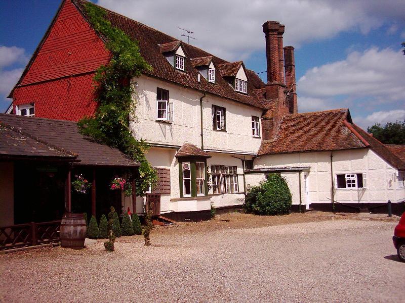 Redcoats Farmhouse Hotel