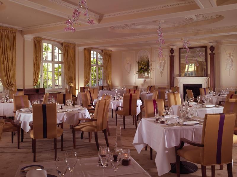 The Dining Room The Goring British Restaurant Belgravia London