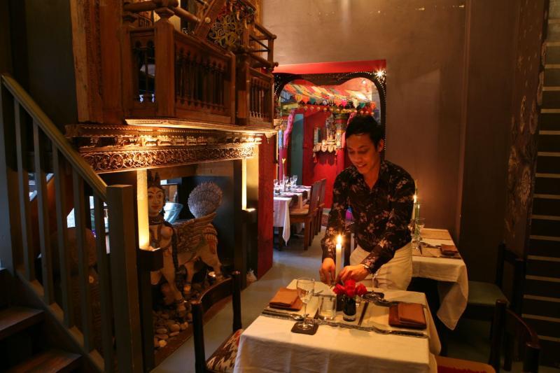 Malaysian Restaurant Glasgow