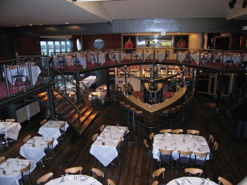 The Boatyard Restaurant