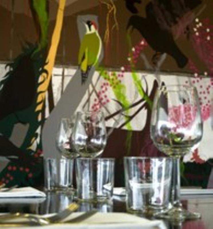 Tate Modern Restaurant