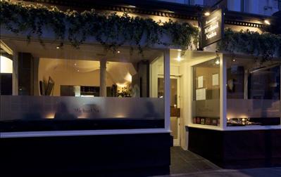 Restaurant Michael Nadra