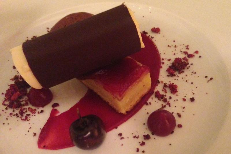 The Appuldurcombe Restaurant at the Royal Hotel