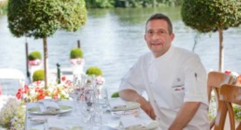 Alain Roux - The Waterside Inn